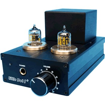Little Dot LD1 + WE408A Headphone Amplifier