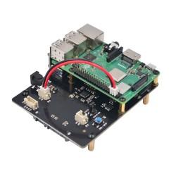 """X820 V3.0 Shield SATA 2.5"""" HDD / SSD pour Raspberry PI"""