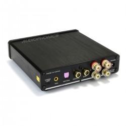 FX-AUDIO D502 FDA Amplifier Subwoofer Output TAS5342 2x40W 8 Ohm