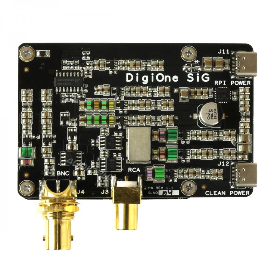 ALLO DIGIONE SIGNATURE digital interface SPDIF Raspberry Pi
