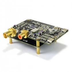 ALLO DIGIONE SIGNATURE PLAYER Lecteur réseau Raspberry Pi 3B+ Interface DigiOne Volumio pré-installé Boîtier Aluminium