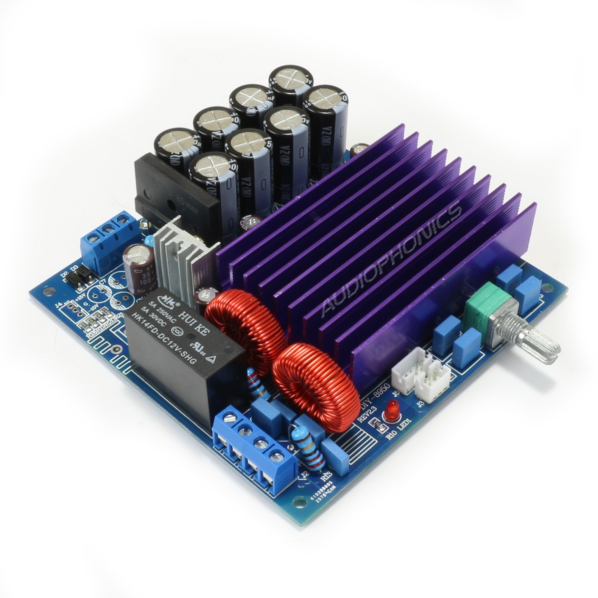 FX-AUDIO M-DIY TDA8950 Class D Amplifier Board 2x170W 300W BTL 4 Ohm