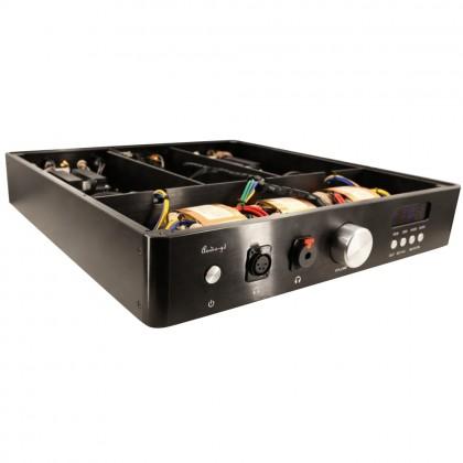 AUDIO-GD D-27.28 DAC Double ES9028Pro 32bit / 384kHz DSD512 Amanero TCXO Amplificateur casque Discret Class A