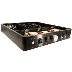 AUDIO-GD D-27.38 DAC Double ES9038Pro 32bit / 384kHz DSD512 Amanero TCXO Amplificateur casque Discret Class A
