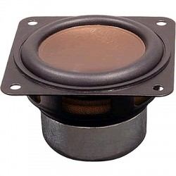 HiVi SWANS B2S Speaker Driver Full Range Aluminium Shielded 10W 8 Ohm 78dB 150Hz - 15kHz Ø 5.1cm