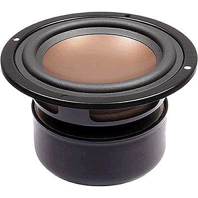 "HiVi SWANS B4N Widescreen Speaker Aluminum-Magnesium 4 """