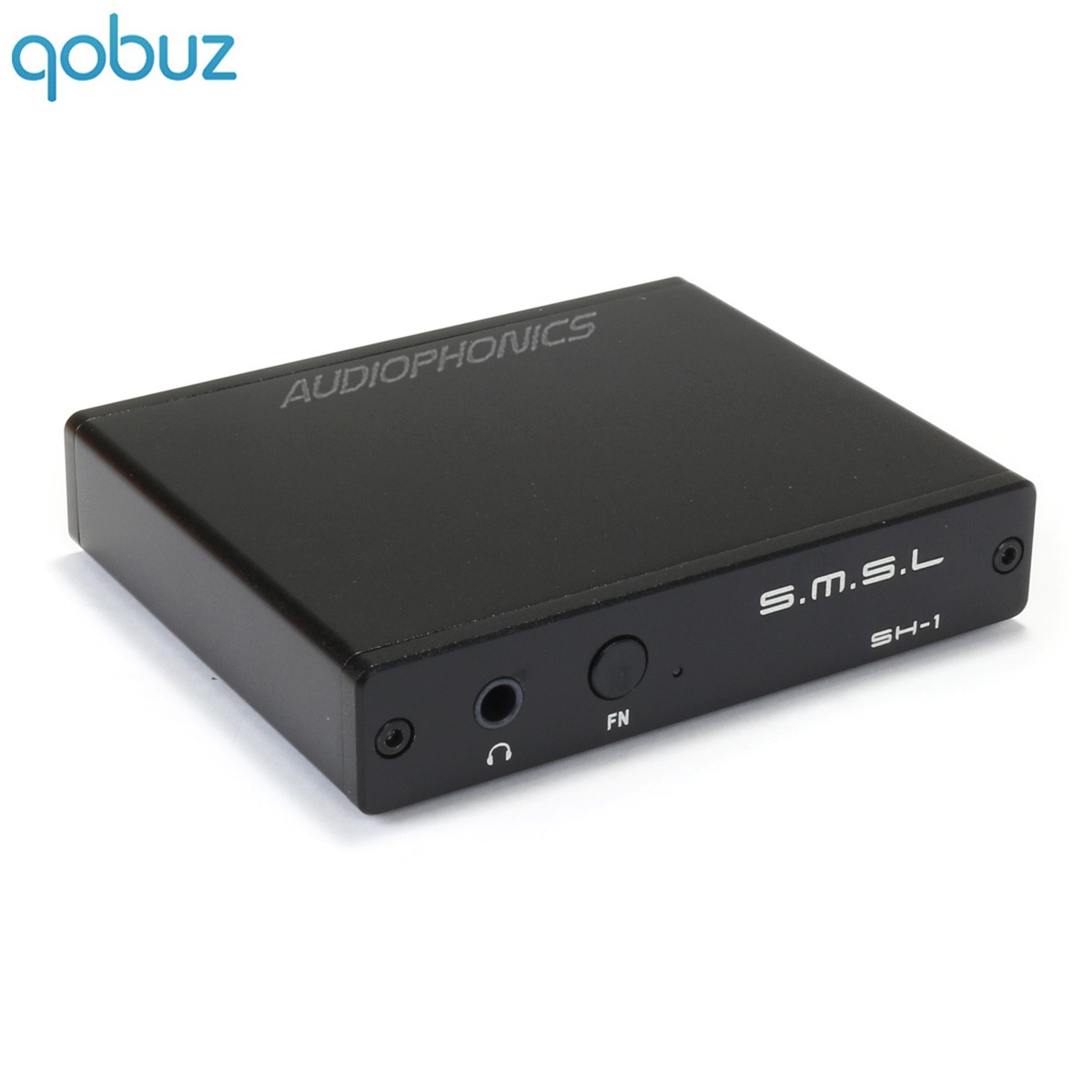 SMSL SH-1 HDMI 1.4 Audio Optical Toslink 5.1 Extractor ARC Function Noir