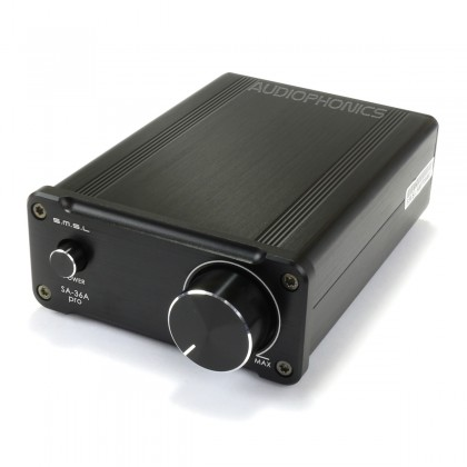 SMSL SA-36A Pro Digital Amplifier TPA3118 Class D 2x 25W 4 Ohms