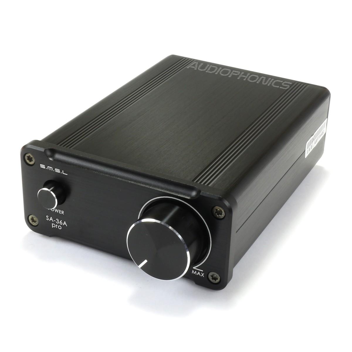 SMSL SA-36A Pro Digital Amplifier TDA7492PE Class D 2x 25W / 4 Ohm