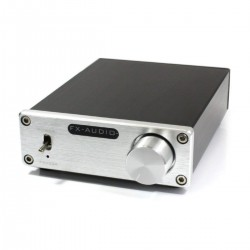 FX-AUDIO FX252A Class D TDA7492E Amplifier 2x68W 4 Ohms Silver