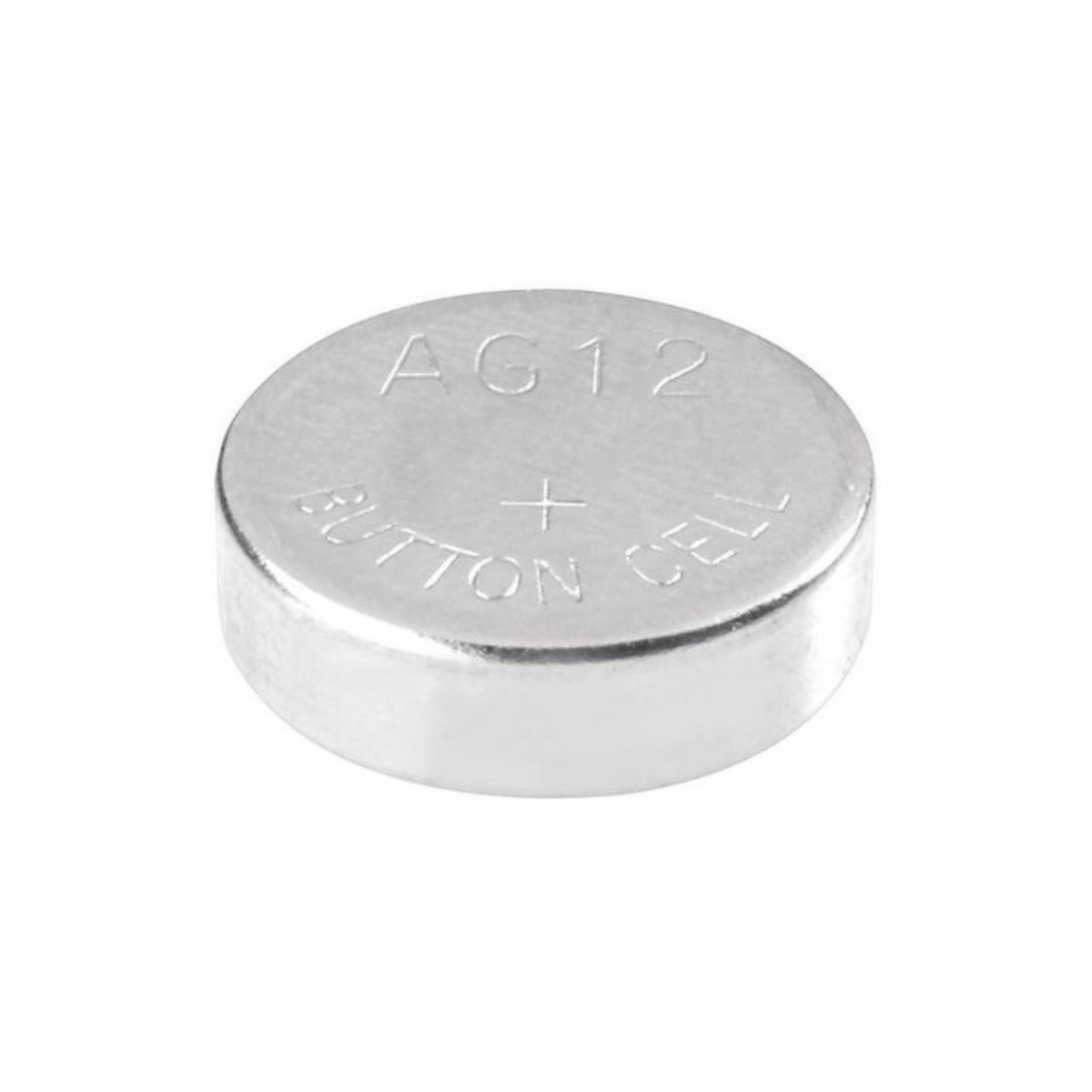 AG12 LR43 Button Cell 1,5V 100mAh