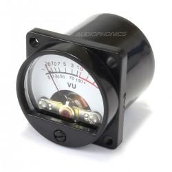 Round voltmeter meter controller with Ø 34 mm