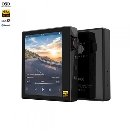HIDIZS AP80 Portable Digital HiFi ES9218P DAC 32Bit / 384kHz DSD aptX Bluetooth