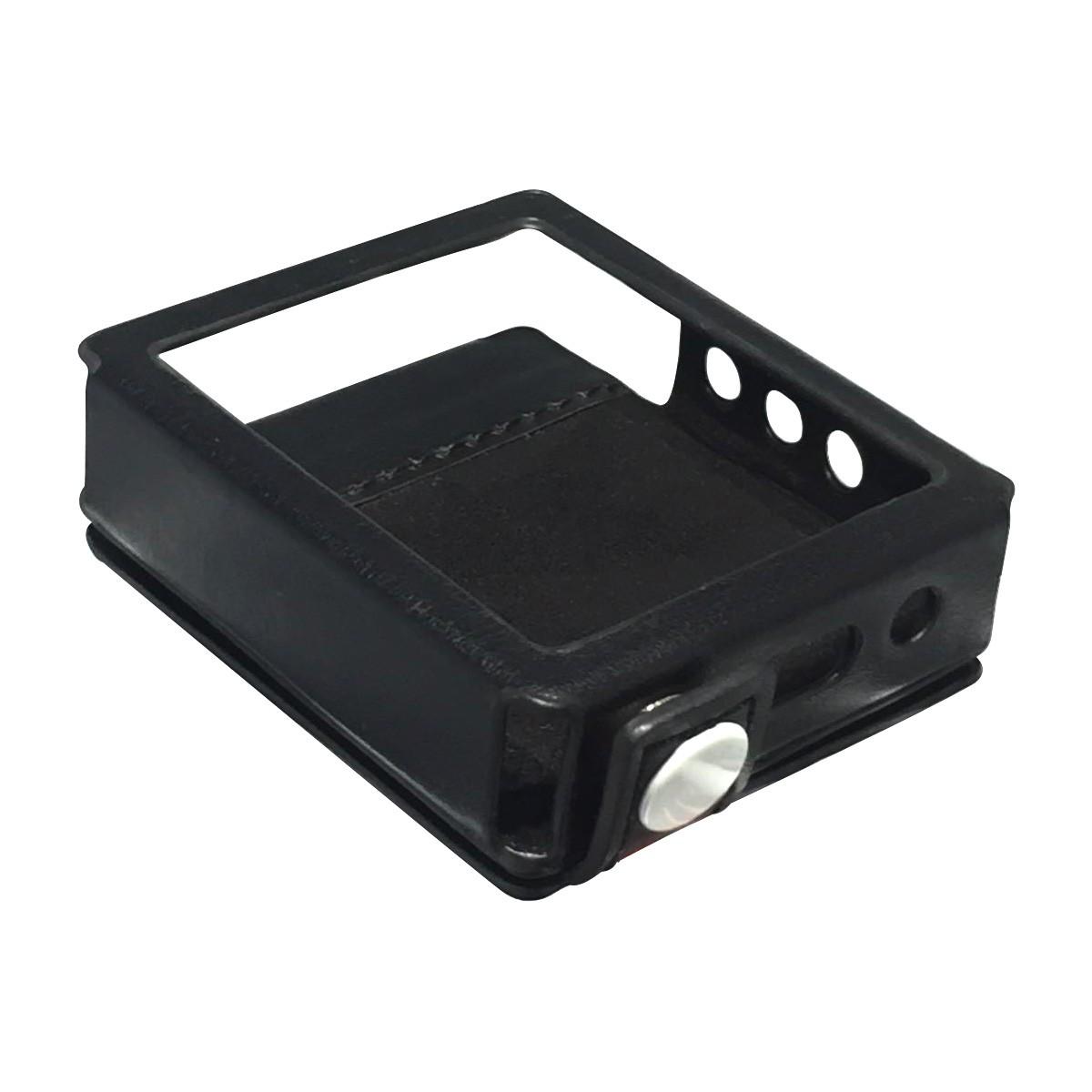 HIDIZS Leatherette Protective Case for Hidizs AP80 Noir