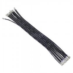 Nappe XH 2.54mm Femelle / Femelle Sans Boîtier 12 Pins 30cm (Unité)