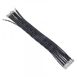 XH 2.54mm Ribbon Cable Female / Female 12 Poles No Casing 30cm (Unit)