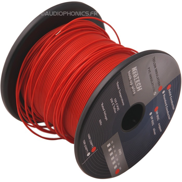 NEOTECH STDCT-14 Hook-Up Wiring Multi-Strands UP-OCC PTFE 2mm²