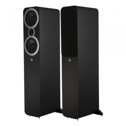 Q ACOUSTICS 3050i Floorstanding Speakers Matte Black (Pair)