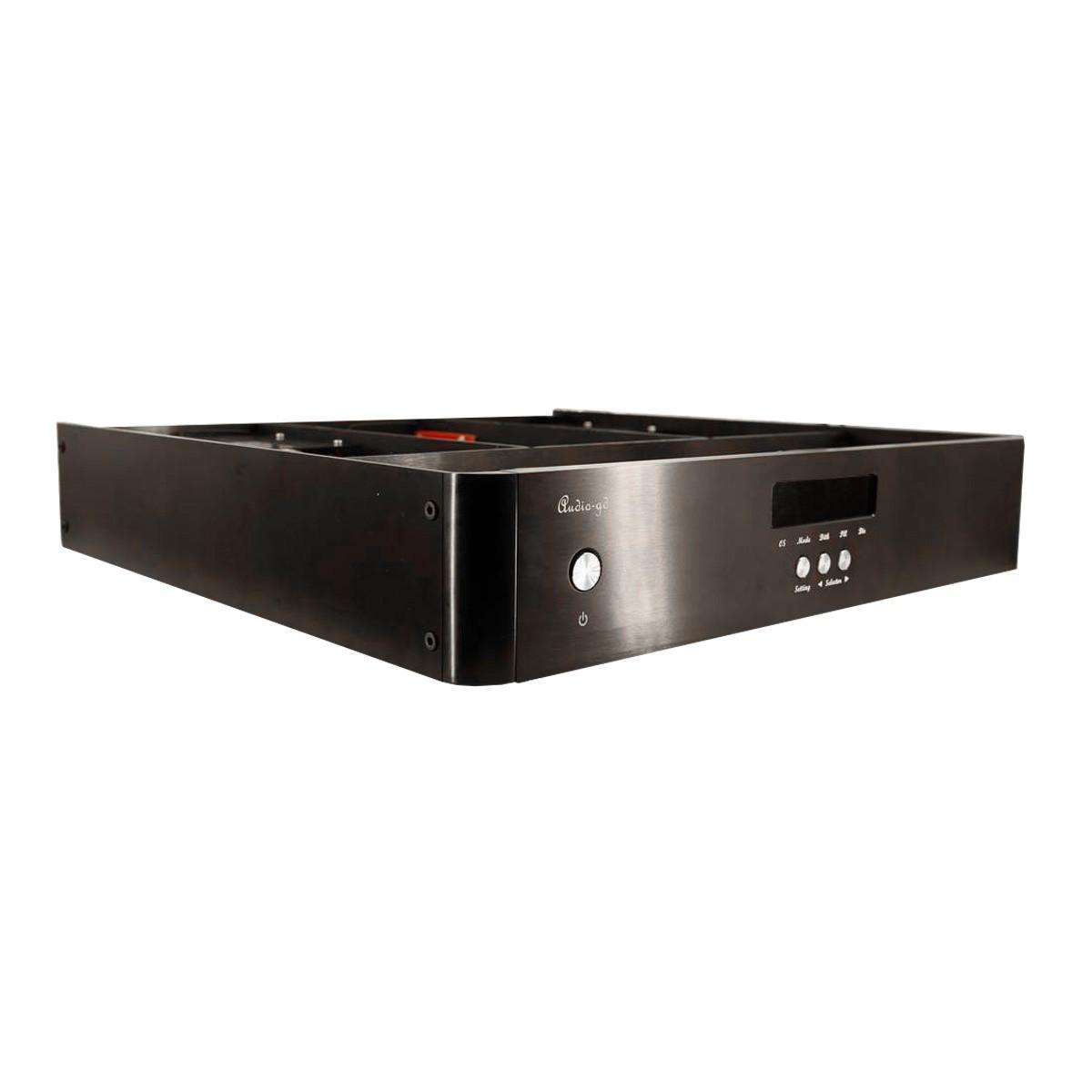 AUDIO-GD R-7 2020 Balanced R2R DAC FPGA I2S HDMI Amanero 32bit 384kHz DSD512 Accusilicon Crystek