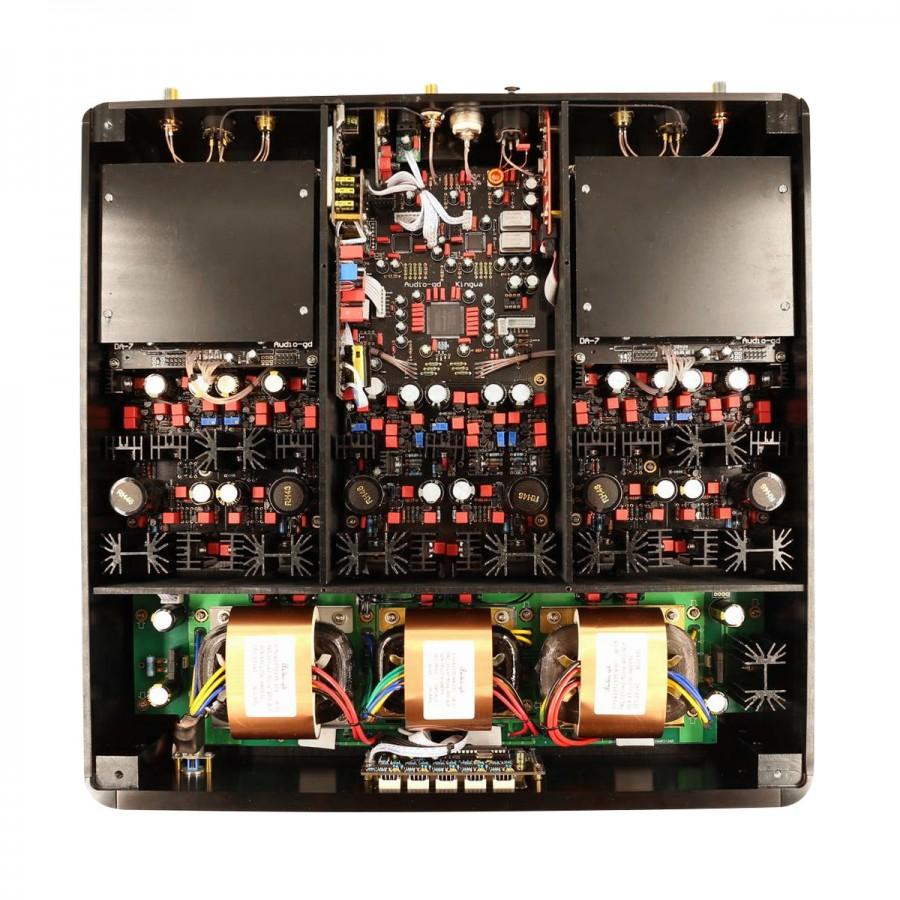 Audio Gd R 7 Balanced R2r Dac Fpga 2x Tcxo I2s Hdmi Amanero 32bit 2r Ladder Circuit Diagram