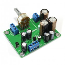 Module Préamplificateur Stéréo Class A à Transistors