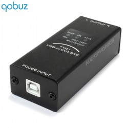 FX-AUDIO FX01 USB DAC stereo PCM5102 24bit / 96khz Black