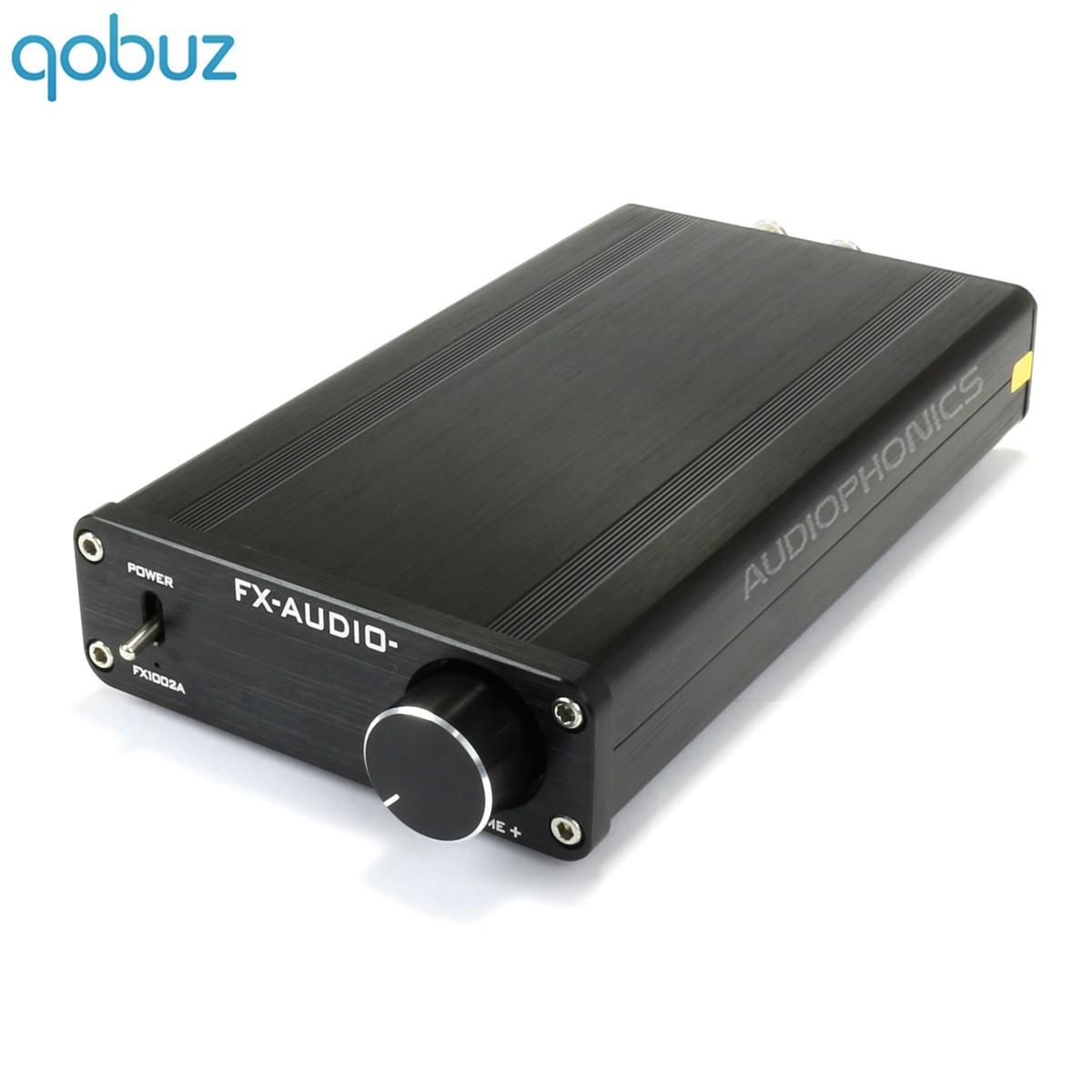 FX-AUDIO FX1002A TDA7498E Class D Amplifier 2x100W / 4 Ohm Black