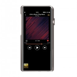 SHANLING M5S HiFi DAP Audio Player DAC 2x AK4493 32bit 768kHz DSD256
