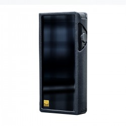 SHANLING Black Leatherette Protective Cover for Shanling M5S DAP