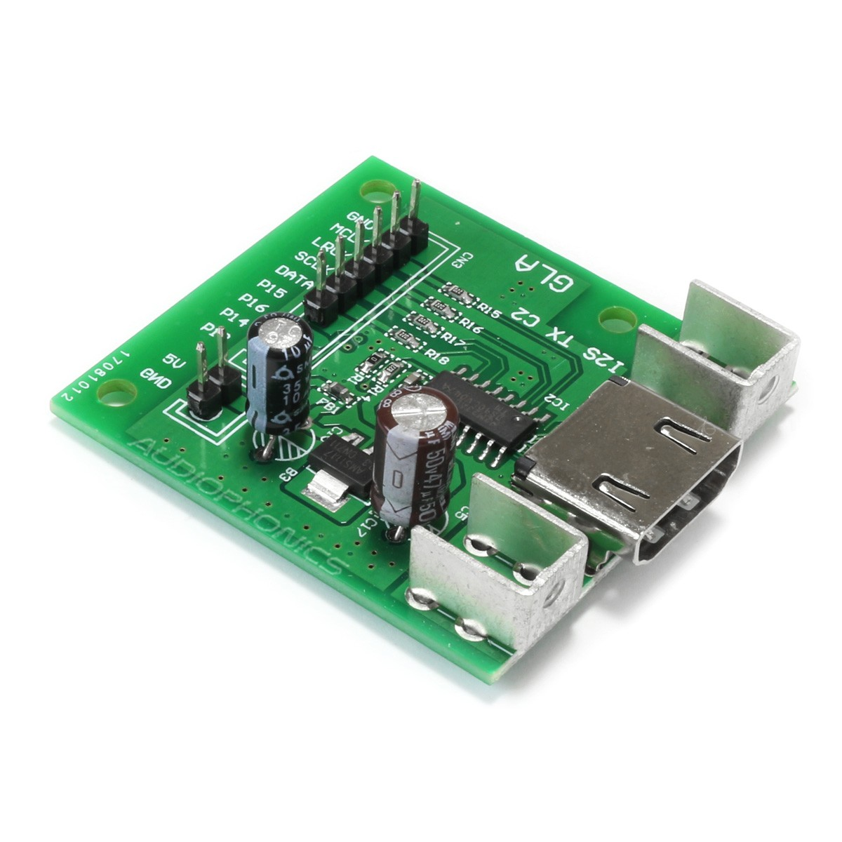 I2S Input to HDMI I2S LVDS Output Module
