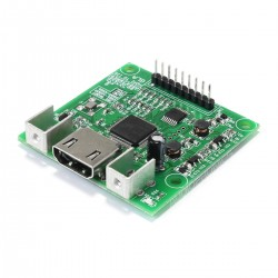 Interface Digitale I2S LVDS HDMI vers I2S / SPDIF