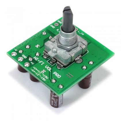 Module Contrôleur de Volume PGA2310 avec Potentiomètre
