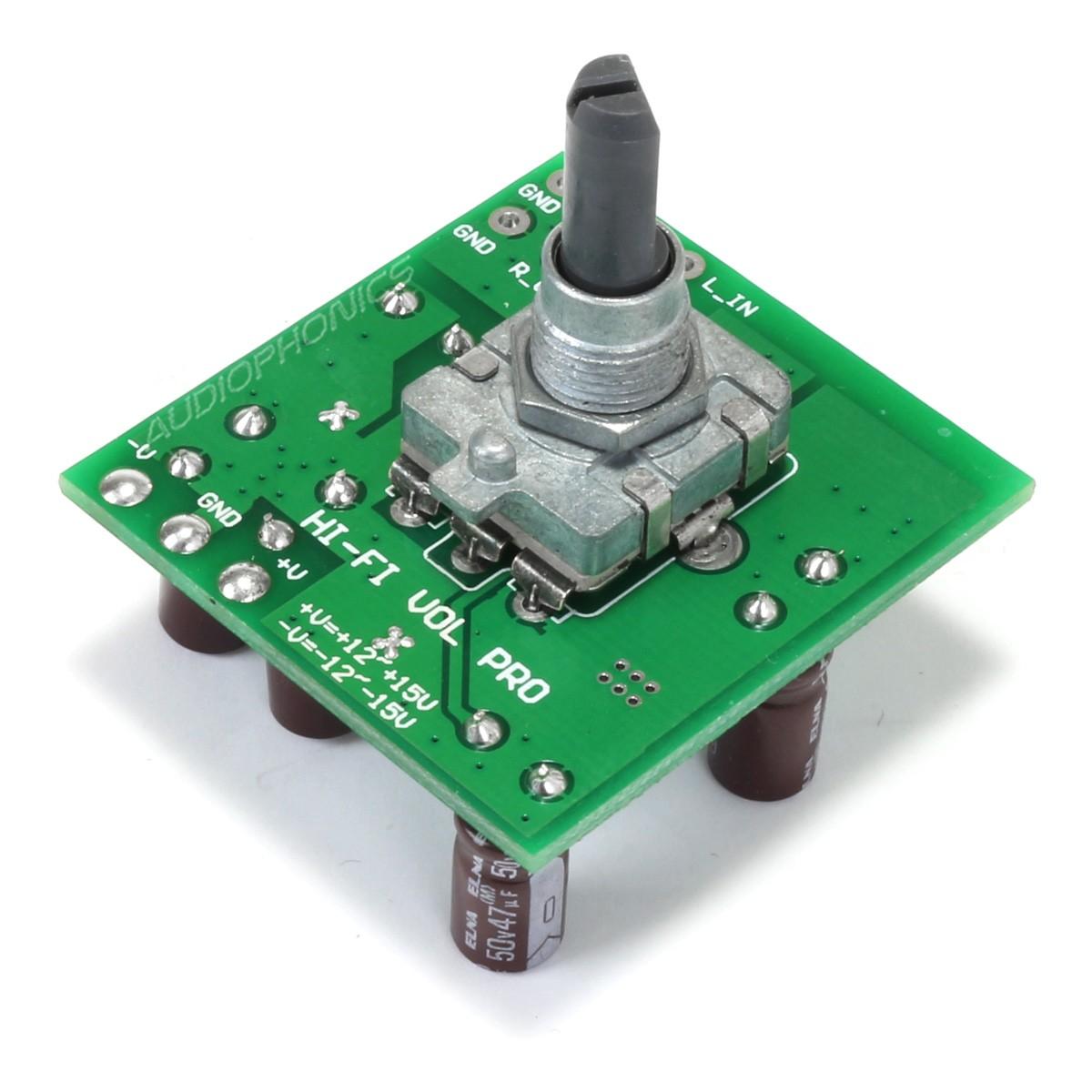 Volume control module PGA2310 with Rotary Encoder