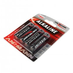 GP Super LR6 AA Battery 1.5V (Set x4)