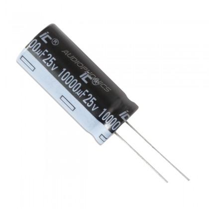 Condensateur Electrolytique aluminium 25V 10000µF