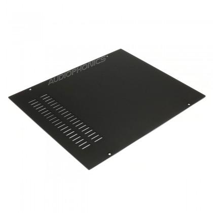 HIFI-2000 Capot Aluminium pour Boîtier GALAXY GX248-288 (Black)