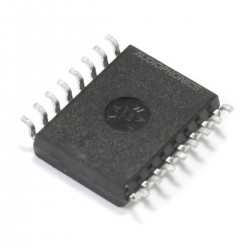 PGA2310 SOP-16 Puce de Contrôle de Volume +31.5dB / -95.5dB