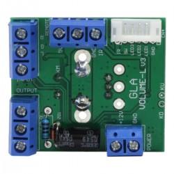Module contrôleur de volume potentiomètre afficheur télécommande