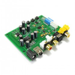 ESS ES9028Q2M Module DAC I2S 32bit 384khz DSD Symétrique Régulateurs 1x LT1963