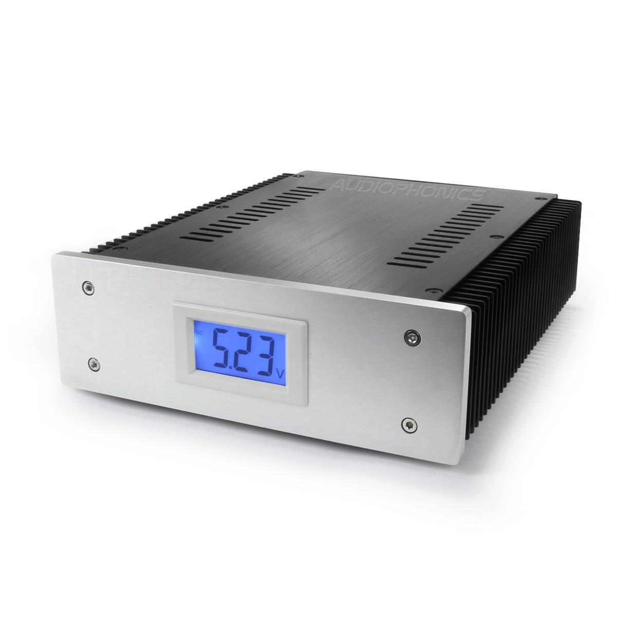 LPSU100 Linear stabilized power supply 5V 11A DAC / Docking