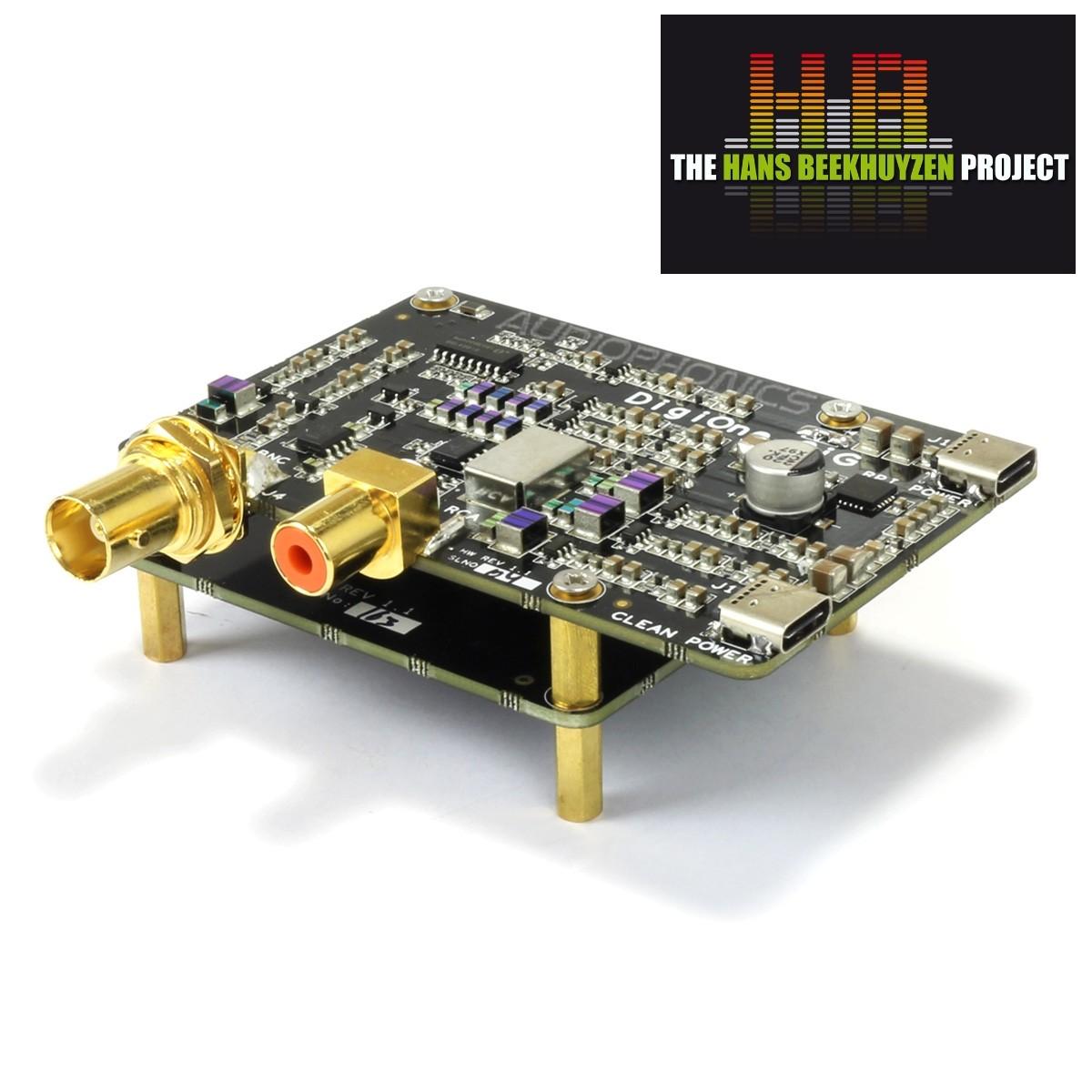 ALLO DIGIONE SIGNATURE digital interface SPDIF Raspberry Pi 3/4