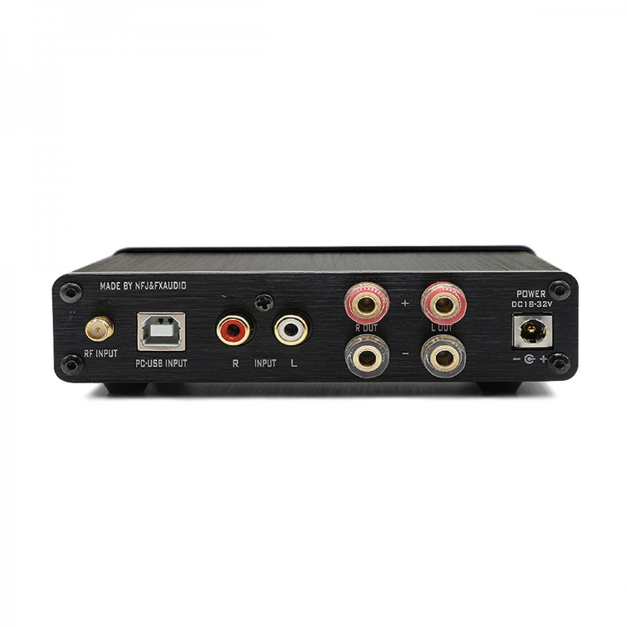 FX-AUDIO M160E Class D Amplifier TDA7498E Bluetooth 4 0