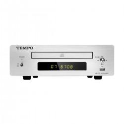 SHANLING TEMPO eC1B Lecteur CD audio et de Fichiers sur Clef USB Argent