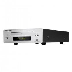 SHANLING TEMPO eC1B Lecteur CD et de Fichiers sur Clef USB Argent