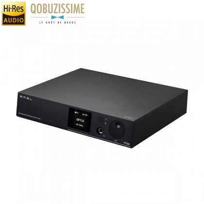 SMSL A8 Amplificateur ICEpower 2x125W DAC AK4490 32bit 768kHz DSD512 & Amplificateur Casque