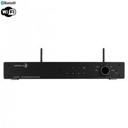 DAYTON AUDIO WF150A Amplificateur WiFi Bluetooth Multiroom 2x75W avec Télécommande