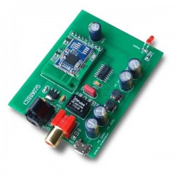 Bluetooth Audio Receptor 5.0 AptX HD CSR8675 to SPDIF