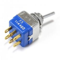 Interrupteur à Bascule 2 pôles/2 positions 250V 2A