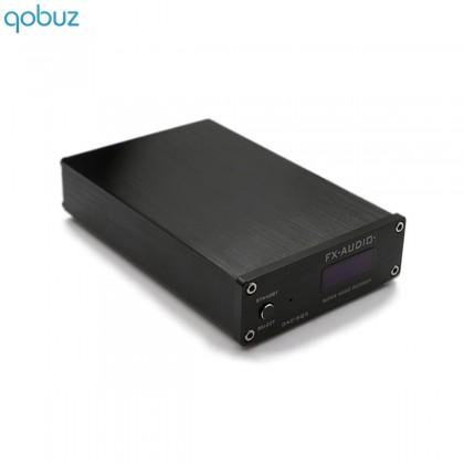 FX-AUDIO DAC-SQ5 DAC PCM1794 24bit / 192kHz + SA9027 Noir