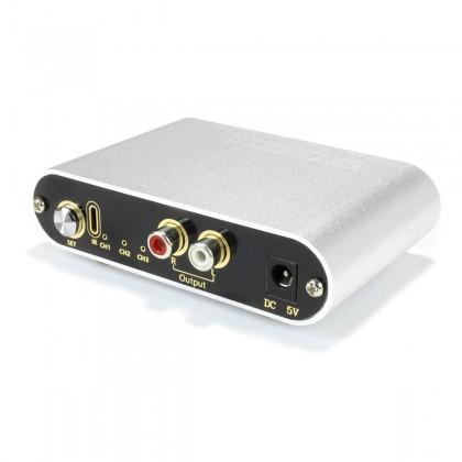 Sélecteur de Source Bidirectionnel 3 RCA vers 1 RCA / 1 RCA vers 3 RCA avec Télécommande
